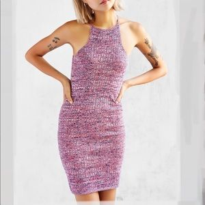 Urban Outfitters - Silence + Noise High Neck Dress